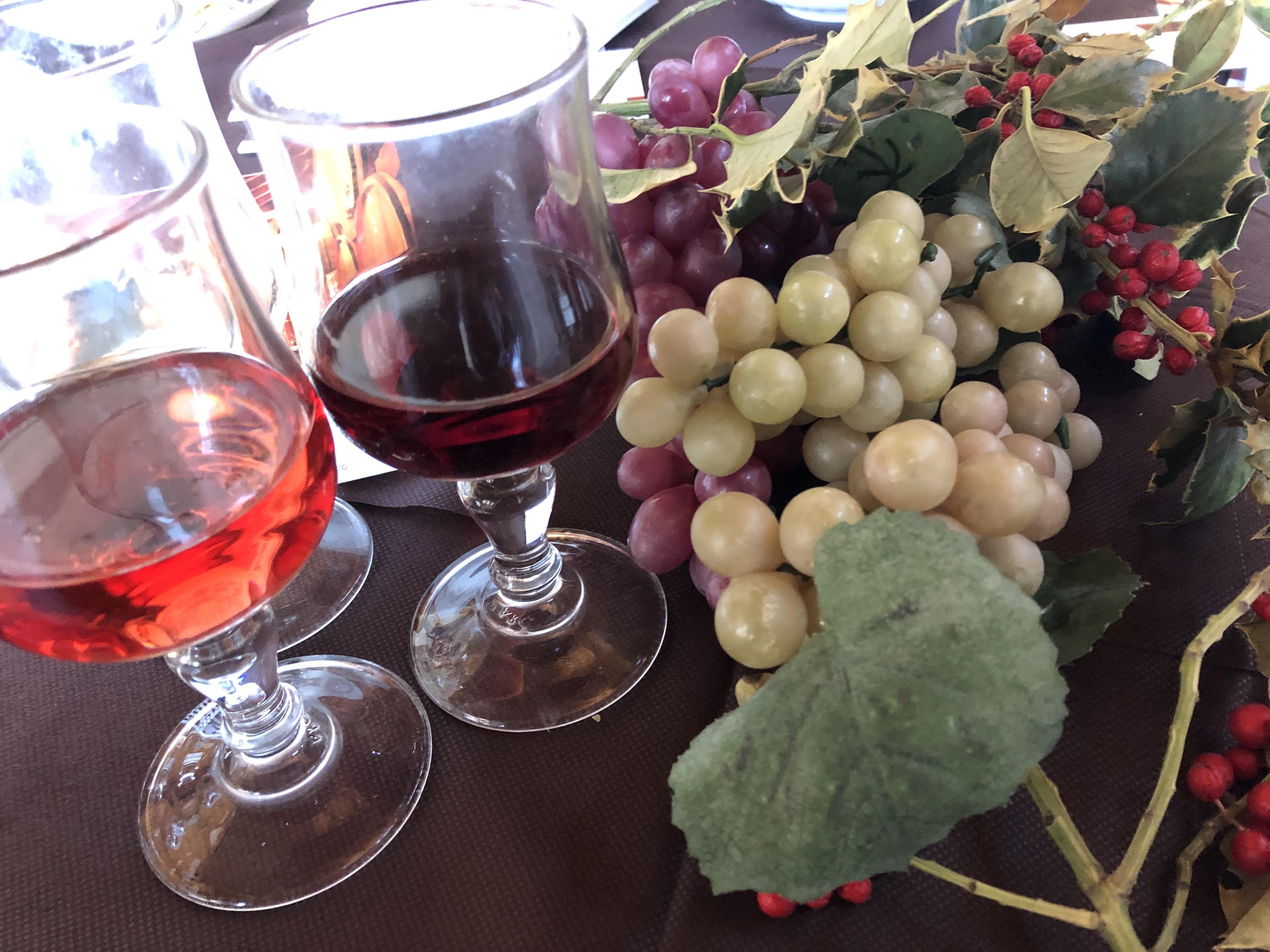 Dégustation de Vin de l'Etna