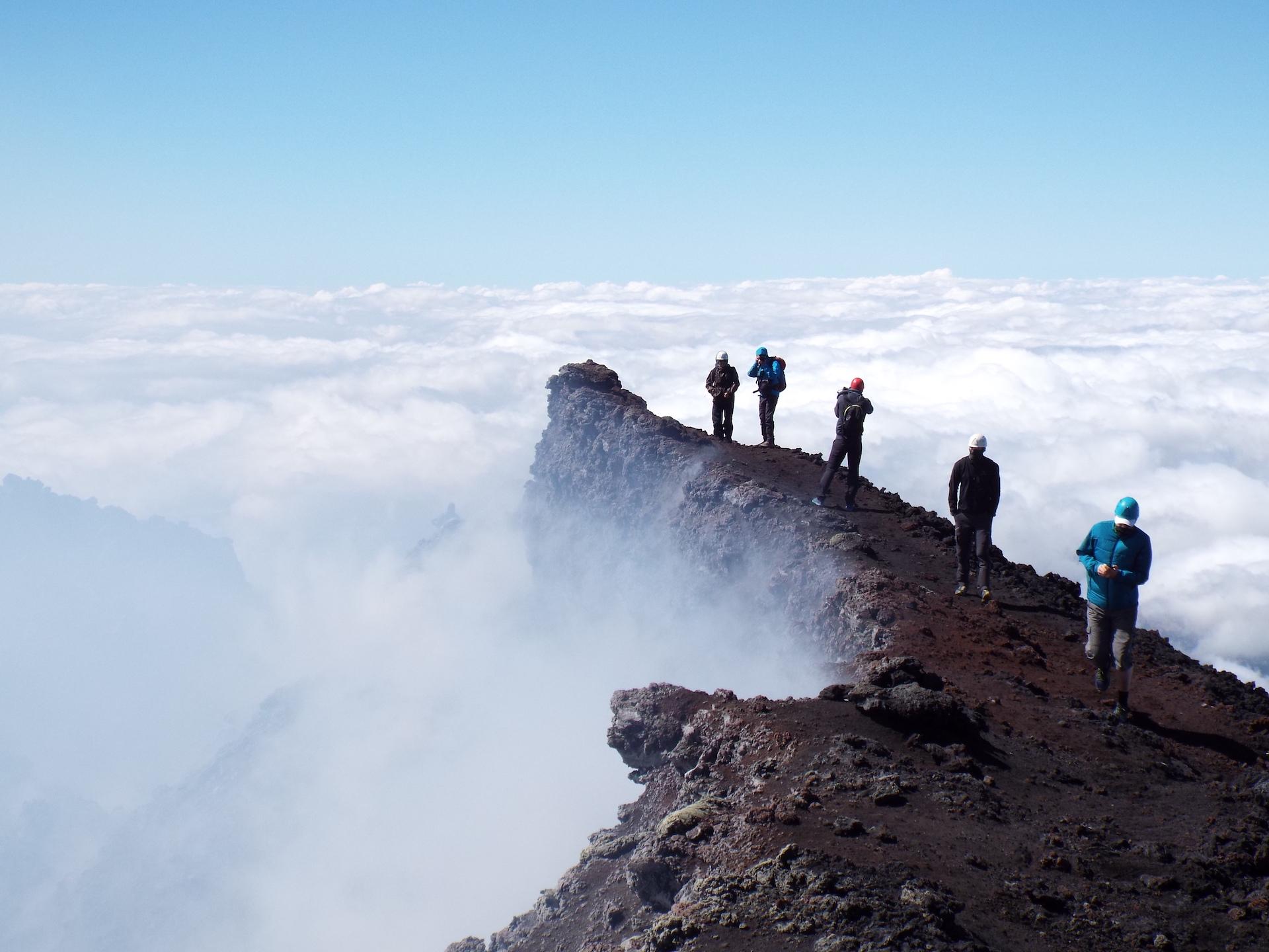Etna Ascension au Sommet - Top Strong Tour
