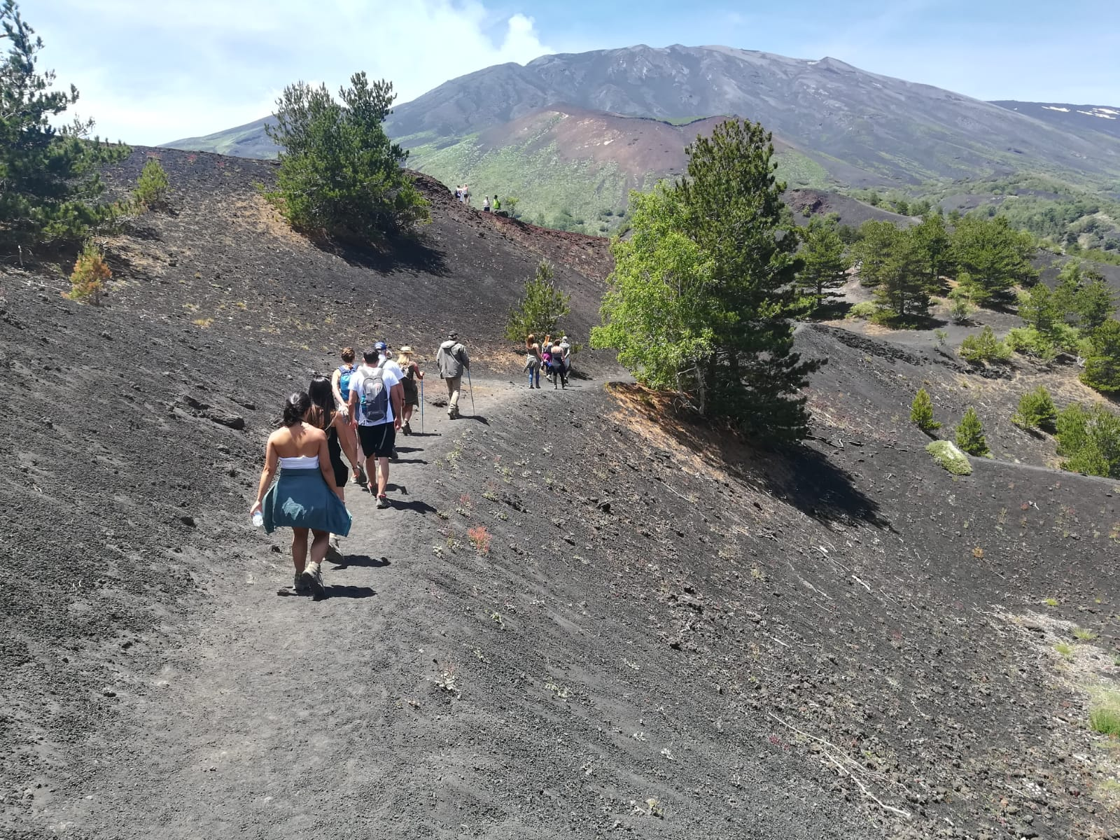 half day etna tour
