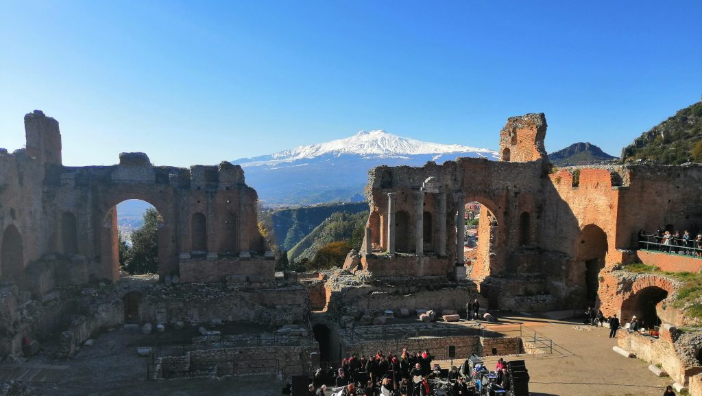 What to see in Taormina